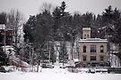Saranac Lake NY USA by John Schneider