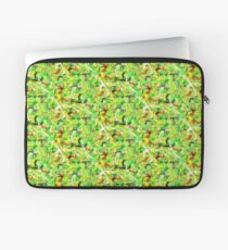 Abstract Scribble Laptop Sleeve