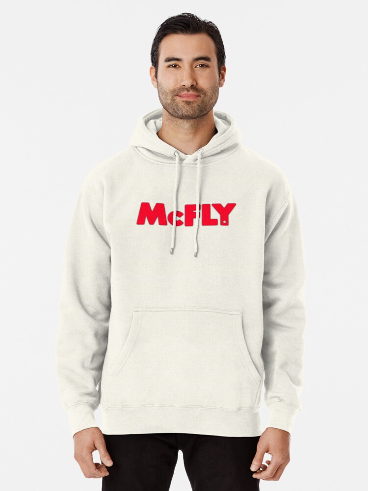 Alternate view of McFly original logo Pullover Hoodie