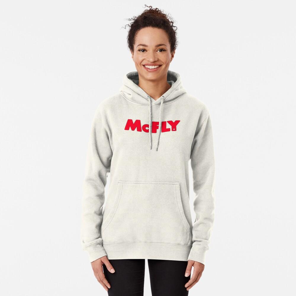 McFly original logo Pullover Hoodie