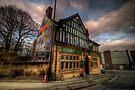 Old Silk Mill by Yhun Suarez