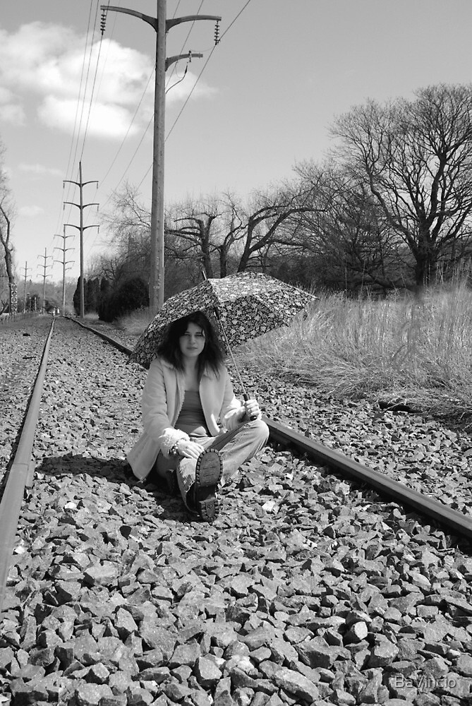 Waiting For My Train to Come In..... by BaVincio