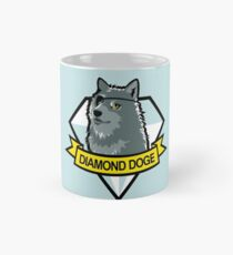 Diamond Doge Mug