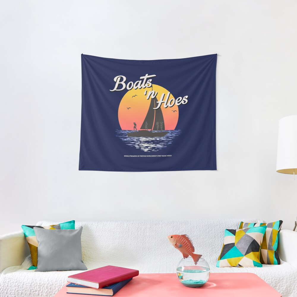 Boats n Hoes, World Premiere Of Prestige Worldwide's First Music Video, Step Brothers - First Word In Entertainment Tapestry