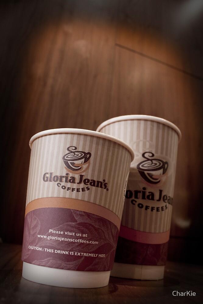 Gloria Jean's by CharKie