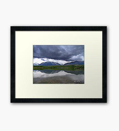Lake Maskinonge (2) Framed Print