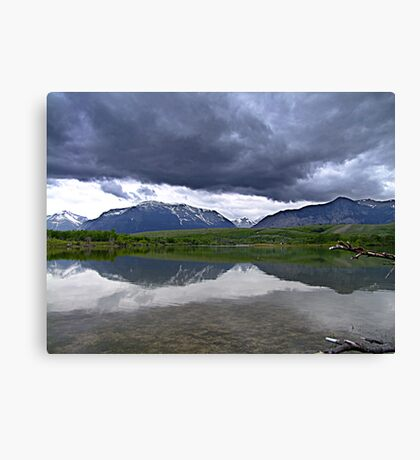 Lake Maskinonge (2) Canvas Print