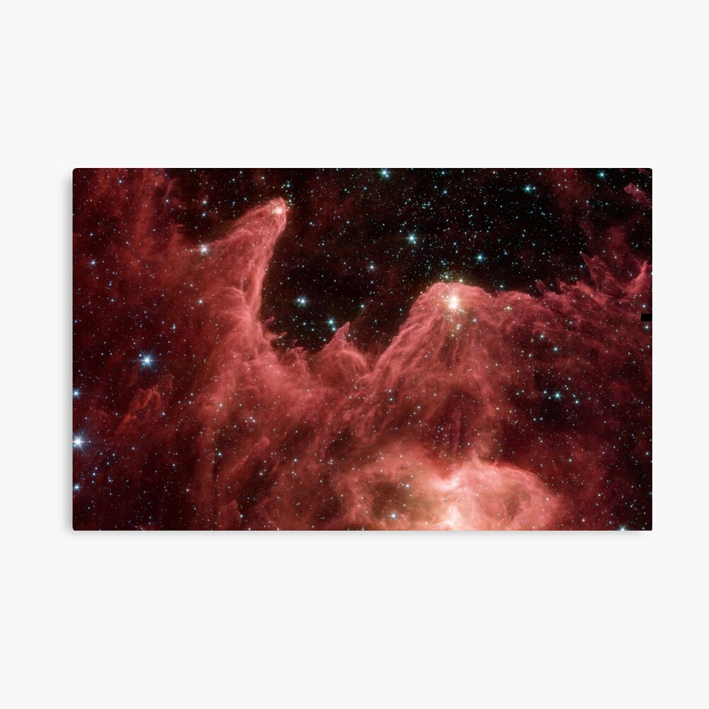 Eagle Nebula Mountains Of Creation Dust And Gas Pia03096 Nasa Astronomy Hubble Space Telescope Jpl Colorful Universe Art Board Print By Jnniepce Redbubble