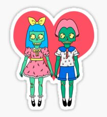 Skull Kiddies Sticker