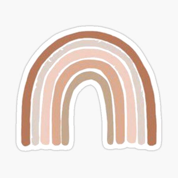 Regenbogenaufkleber Sticker