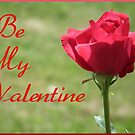 Valentines Card by Bernie Stronner
