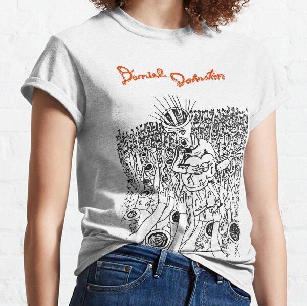 El diablo y daniel johnston Camiseta clásica