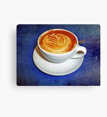 Cappuccino ! Canvas Print