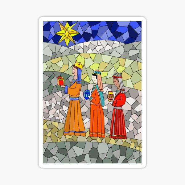 Three Magi Sticker