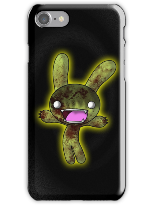 Tombie the Zombie Bunny by DarthSpanky
