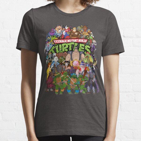 80s Ninja Turtles Galore! Essential T-Shirt
