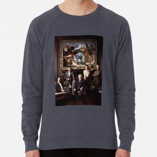 succession hbo poster Lightweight Sweatshirt