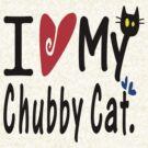 Love my Chubby Cat by cheeckymonkey