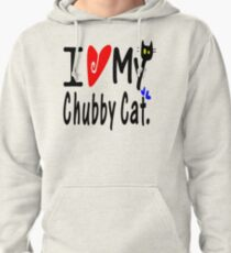 Love my Chubby Cat T-Shirt