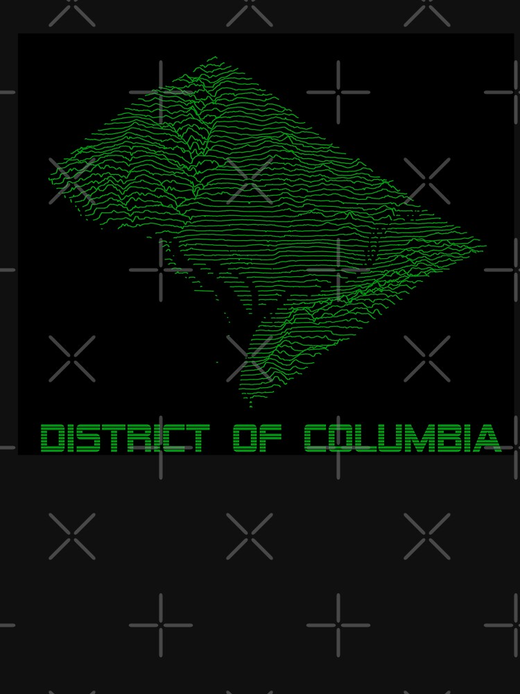 Retro Washington, DC - Unknown Elevations by cstats
