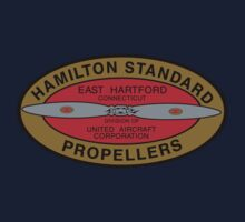 Hamilton Standard Logo Reproduction