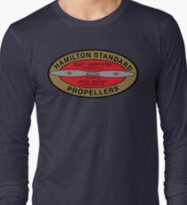 Hamilton Standard Logo Reproduction T-Shirt