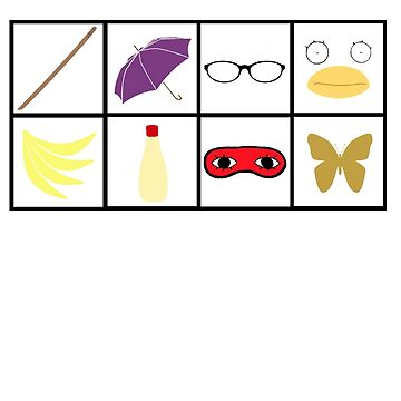 Gintama - Character Symbols by Fantality