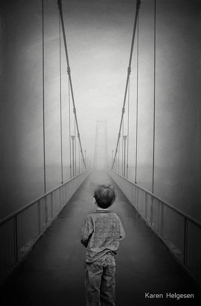 The Crossing.... by Karen  Helgesen