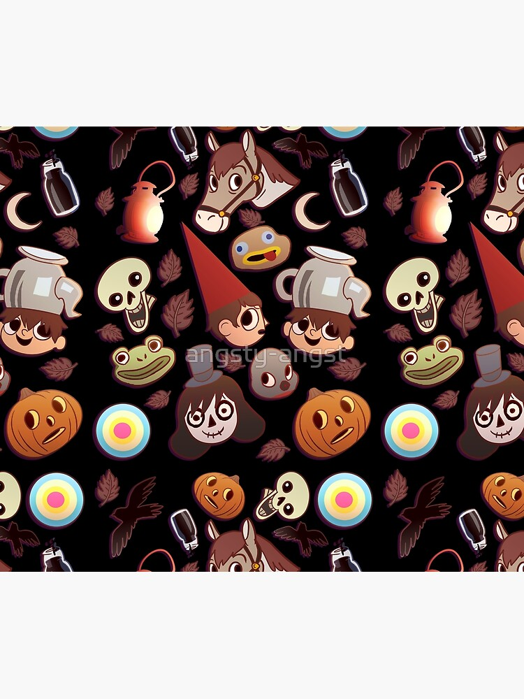 Over the Garden Wall Pattern by angsty-angst