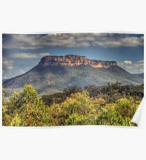 Guardian - Capertee Valley, Australia  - The HDR Experience Poster