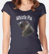 Rocky Mountain Marmot Women's Fitted Scoop T-Shirt