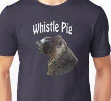Rocky Mountain Marmot Unisex T-Shirt