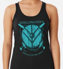 0357779df1d40 Shieldmaiden - Strong is the new skinny Women s Tank Top