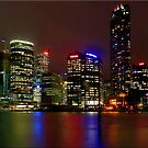 Holman Street Ferry Warf Brisbane by Kym Howard