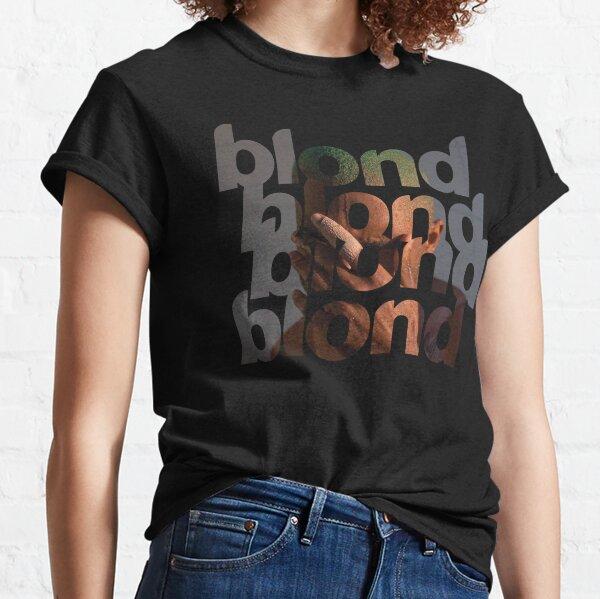 Blond Frank Ocean Album Cover Art  Classic T-Shirt