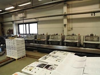 Used Printing Machinery For Sale by Arbado Machines