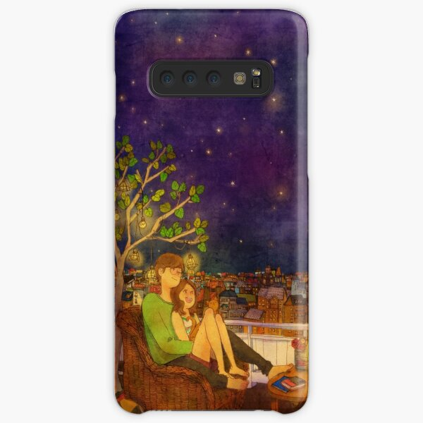 Stargazing Samsung Galaxy Snap Case