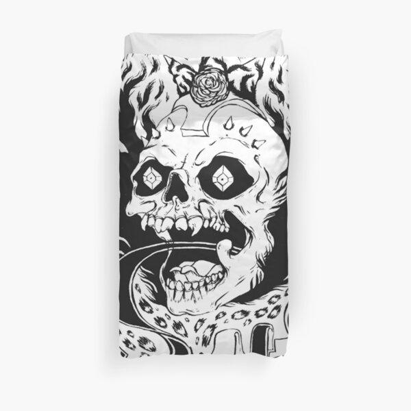 Grimes Vision Artwork Duvet Cover