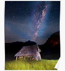 The barn at the end of the universe Poster