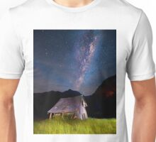 The barn at the end of the universe Unisex T-Shirt