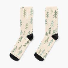 TREE-mendous Socks