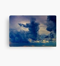 Stormy Canvas Print