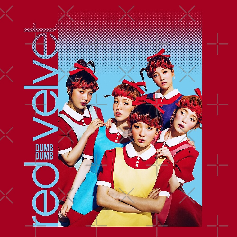 Red Velvet Dumb Dumb by skeletonvenus