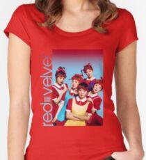 Red Velvet Dumb Dumb Women's Fitted Scoop T-Shirt