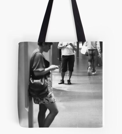 Don't just send me an SMS ... Tote Bag