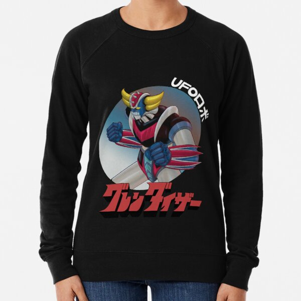 UFO ROBO Grendizer Sweatshirt léger
