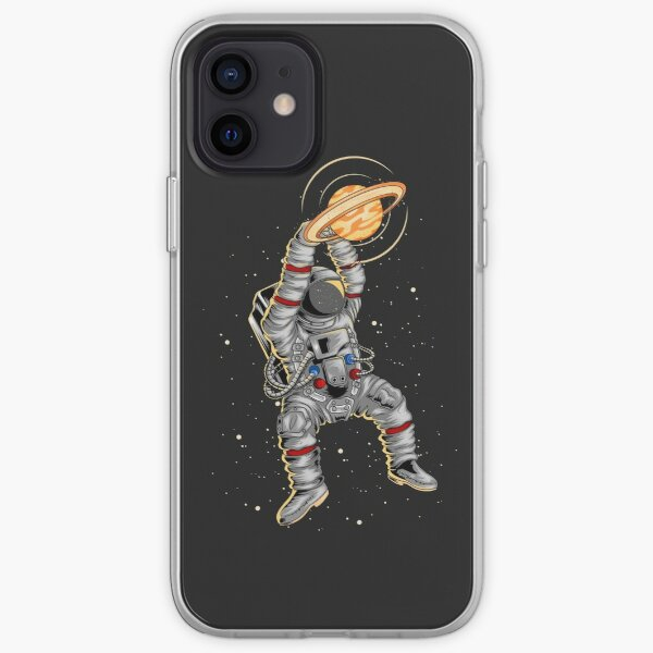 Space Dunk Coque souple iPhone