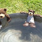 Bath Time for Bears by Dean Harkness