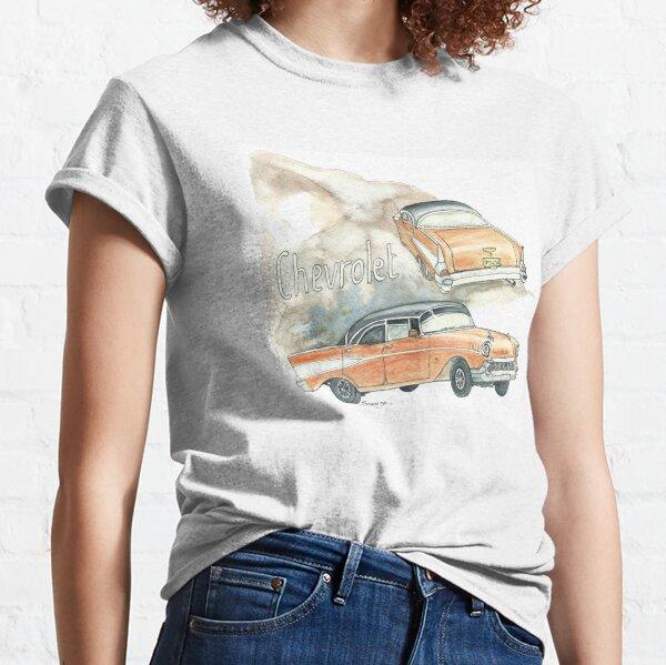 Chevrolet cubaine T-shirt classique
