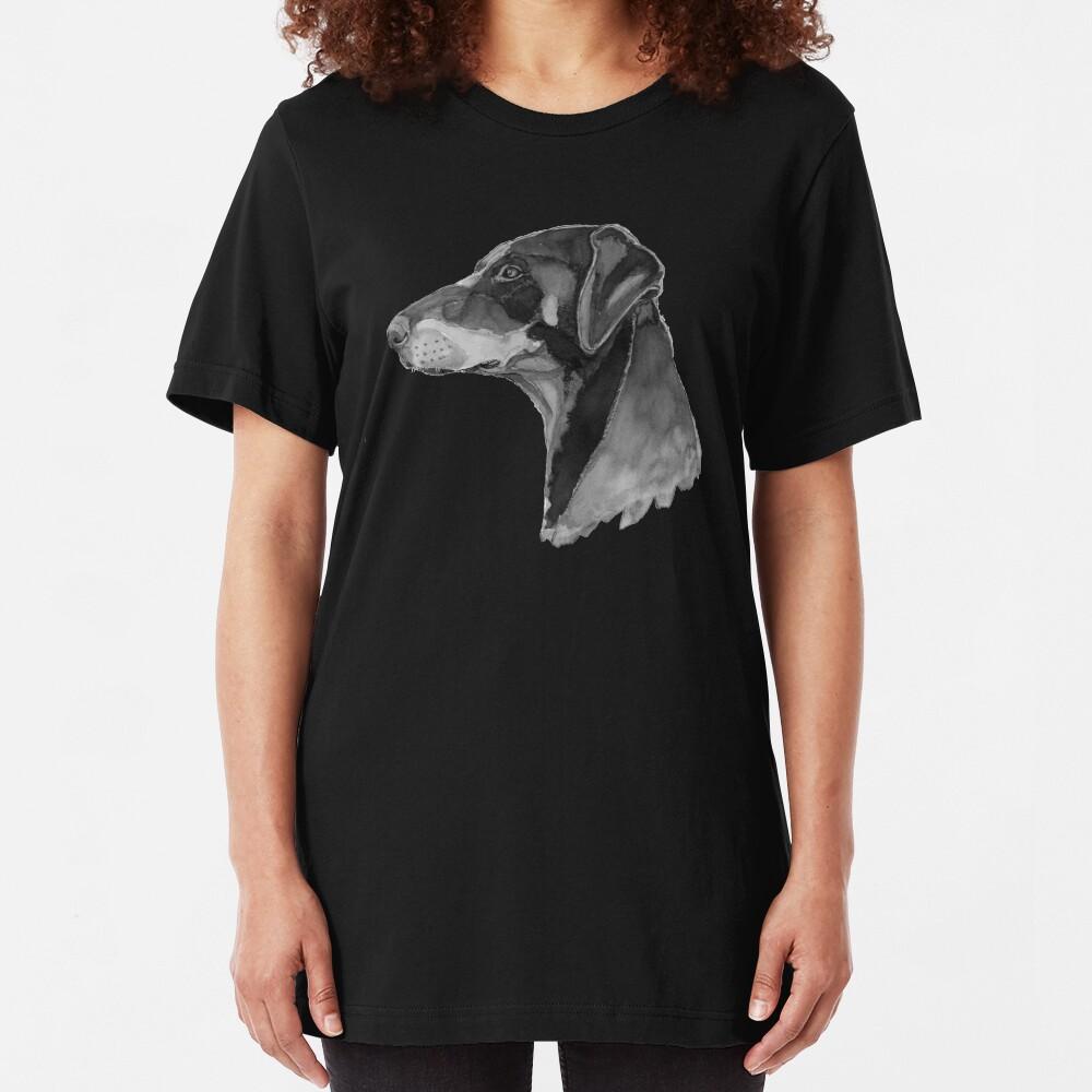Doberman Slim Fit T-Shirt